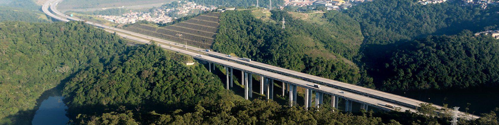 Pontes e Viadutos