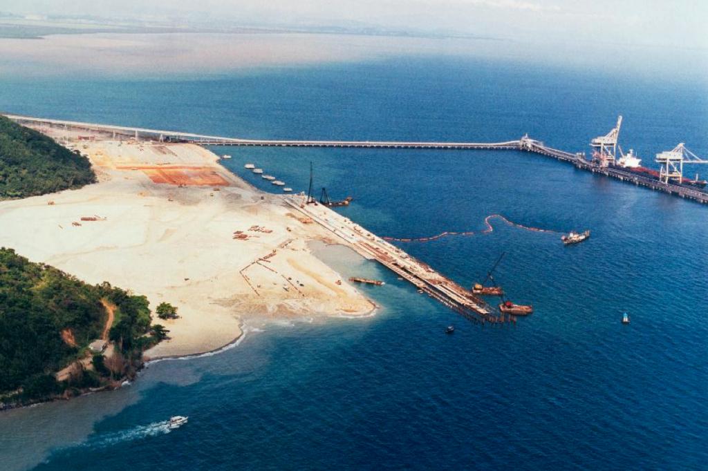 Constran - Porto de Itaguaí (Conhecido como Sepetiba)
