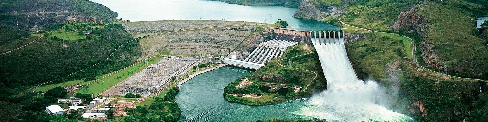 Hidroelétrica
